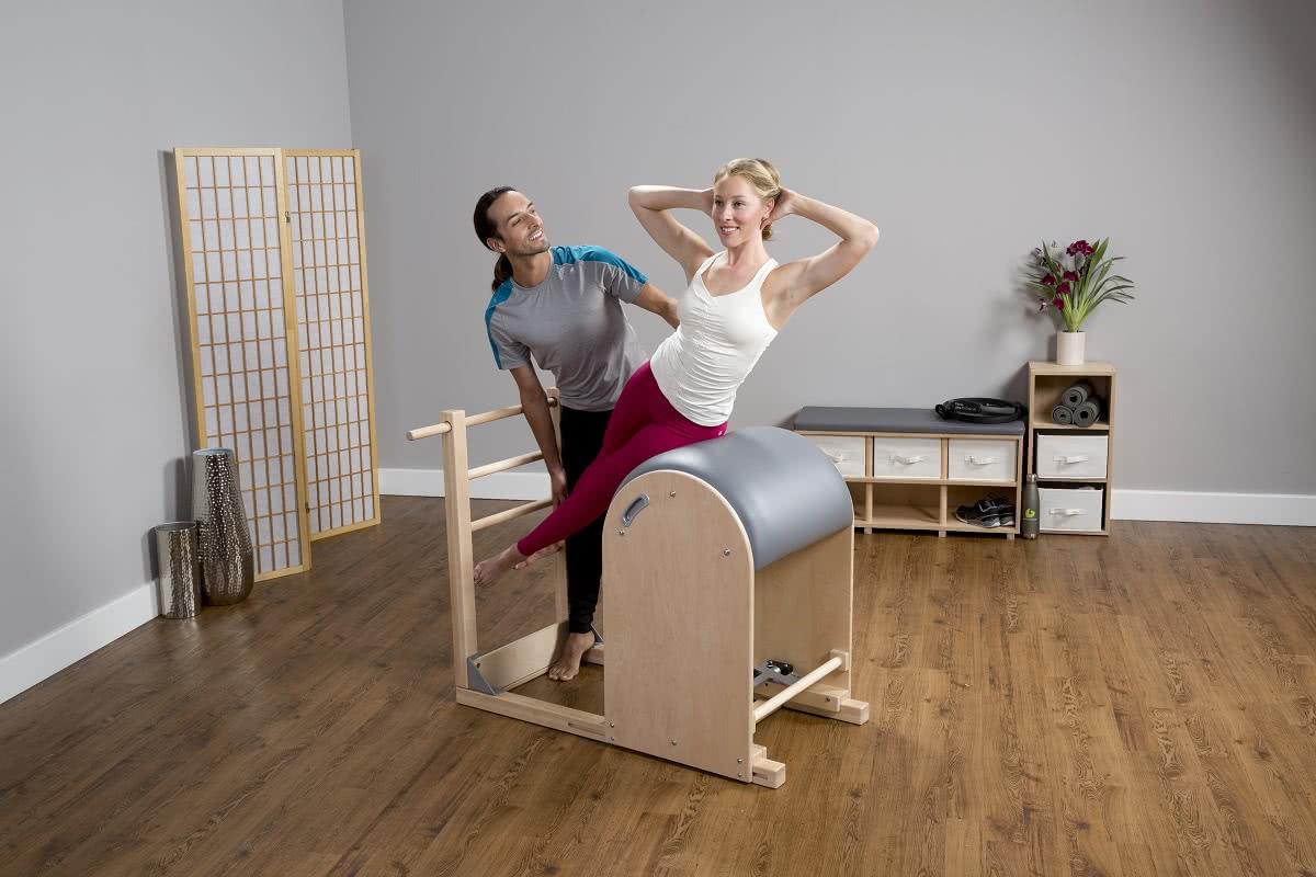 Pilates Ladder Barrel - beczka dopilates