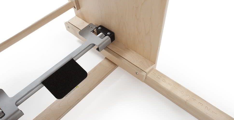 Pilates Ladder Barrel - regulacja odległości