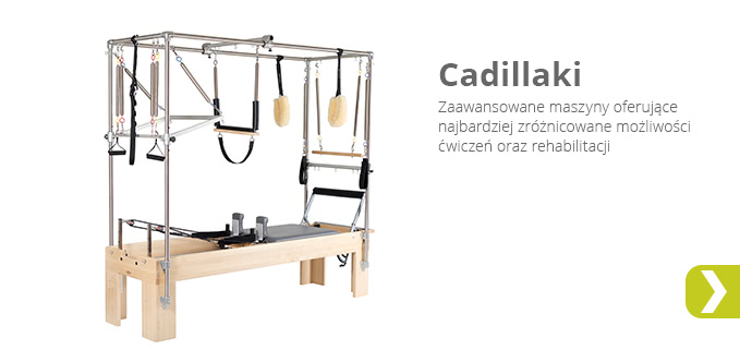 Cadillaki Pilates Balanced Body