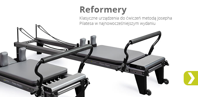 Reformery Pilates Balanced Body