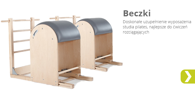 Beczki Pilates Balanced Body