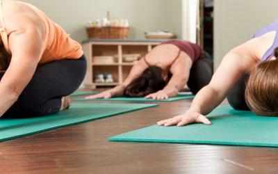 Pilates dla pływaków – rozciąganie nóg