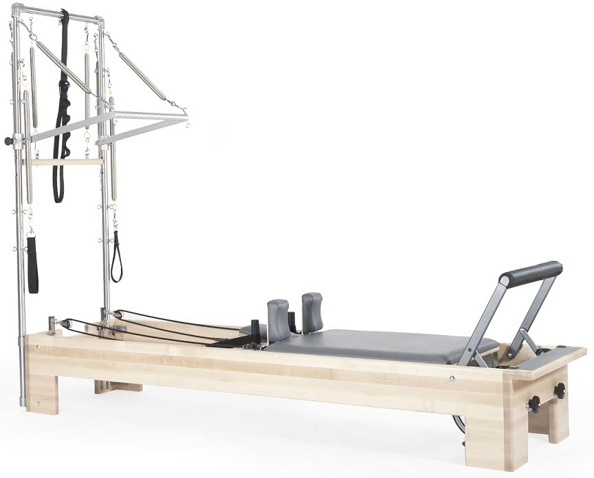 Balanced Body Pilates Studio Reformer with Tower