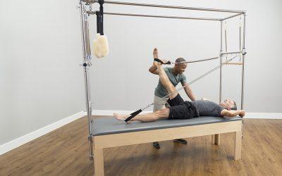 Rehabilitacja: Pilates inaczej