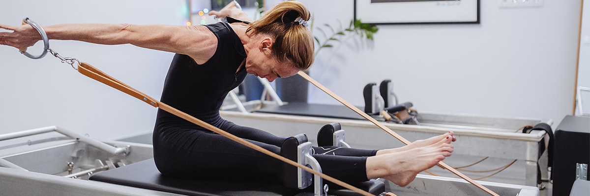 Klasyczny Pilates - sprzęt firmy Balanced Body