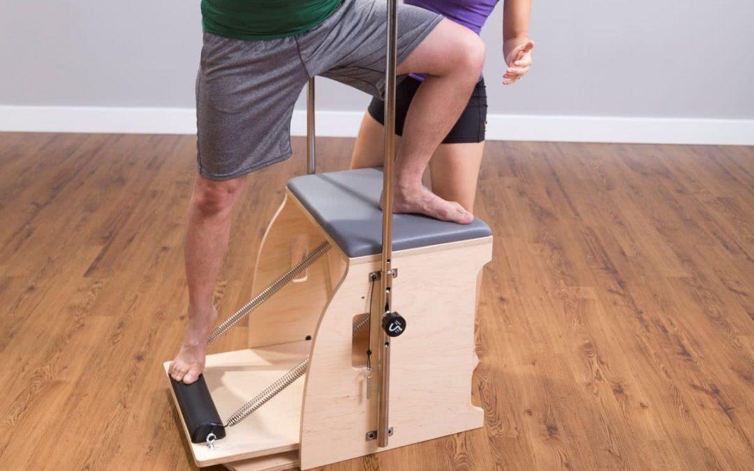 Czy pilates obciąża kolana?
