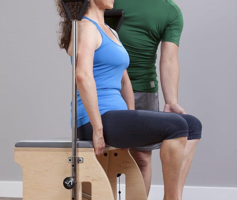 Jak działa krzesło do pilatesu – Wunda Chair