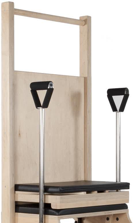 Krzesło Balanced Body Pilates Wunda Chair - oparcie