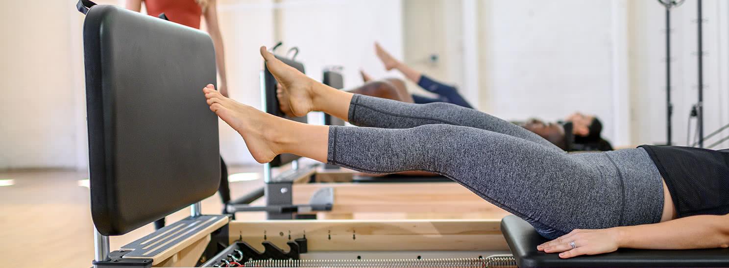 Reformery zwieżą pilates firmy Balanced Body