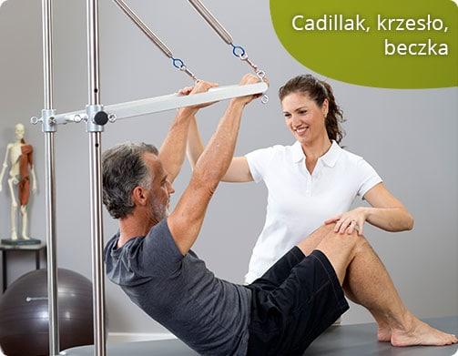 cadillak pilates - balanced body polska