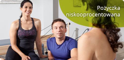 studio pilates - pożyczka z programu pierwszy biznes