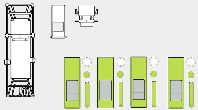 small pilates studio concept 5