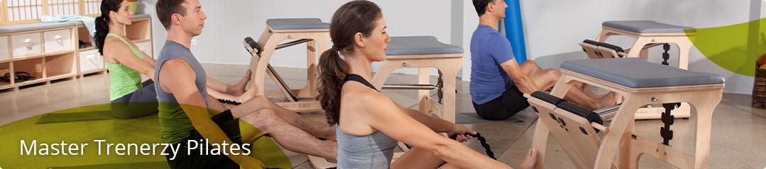 szkolenia pilates - master trenerzy