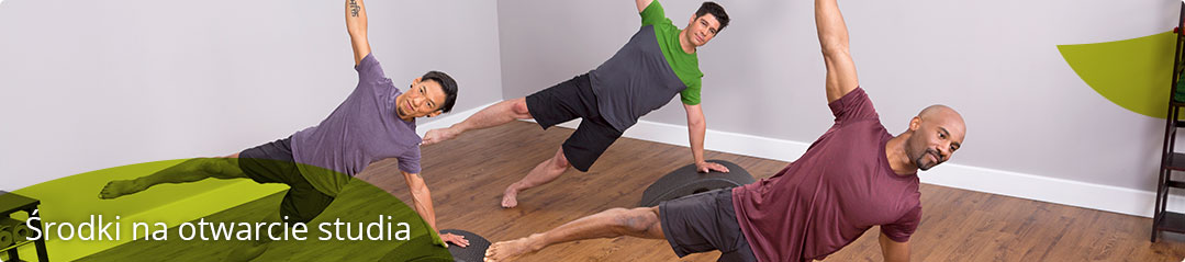 środki na otwarcie studia pilates