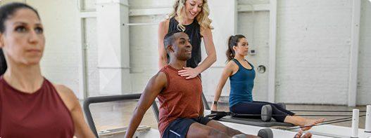 jakie położenie dla studia pilates?