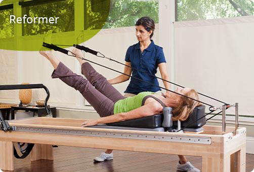 reformer pilates - balanced body polska