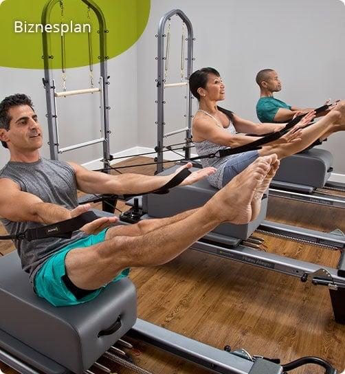 studio pilates - biznesplan