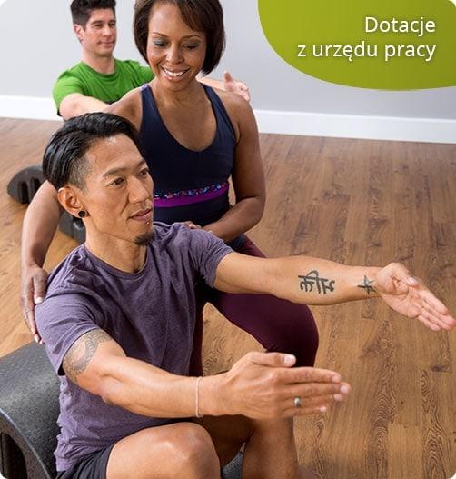 dotacje z urzędu pracy na studio pilates