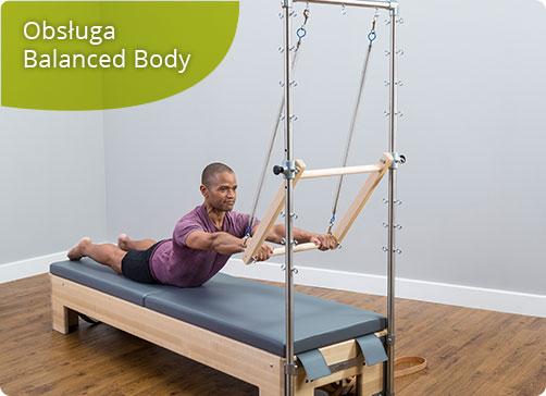 najwyższa jakość obsługi balanced body