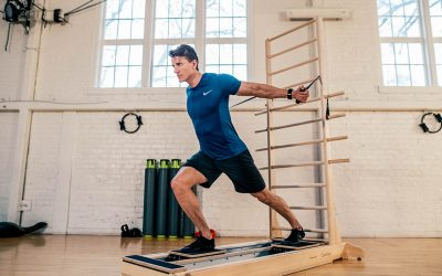 Dlaczego tak niewielu mężczyzn ćwiczy pilates?