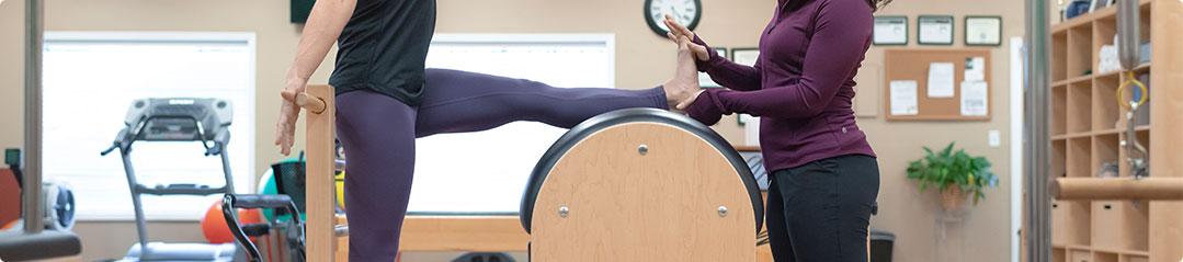 Beczki Pilates firmy Balanced Body