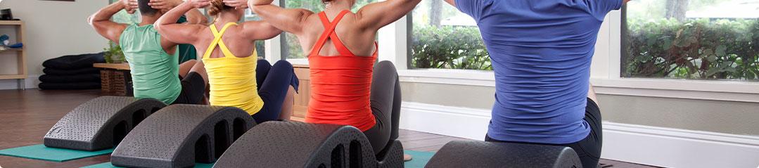 łuki pilates firmy Balanced Body