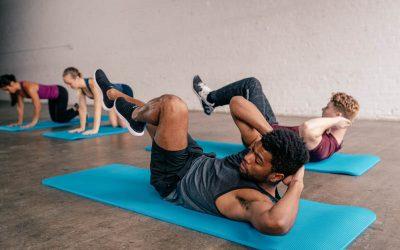 Jak pilates pomaga mężczyznom zbudować mięśnie?