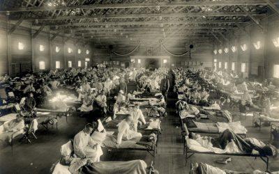 Epidemia hiszpanki a Pilates – trening pomagający zachować zdrowie